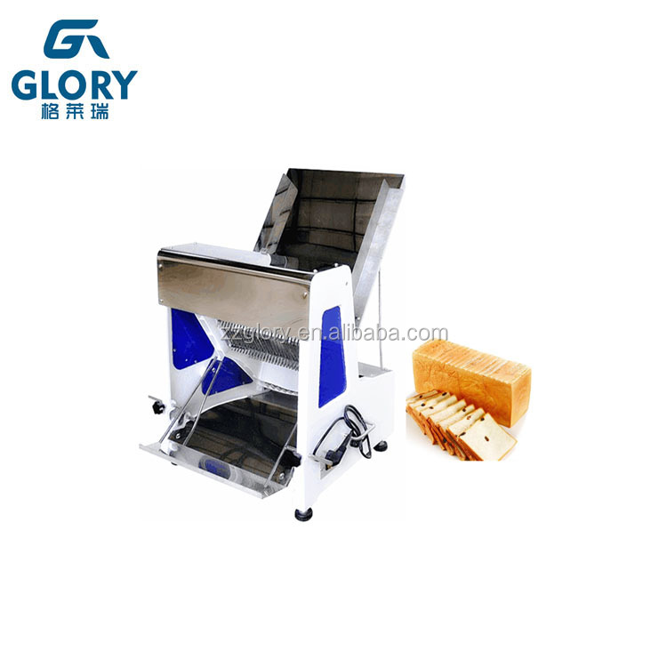 CE Approved Bakery Machine Manual Bread Slicer