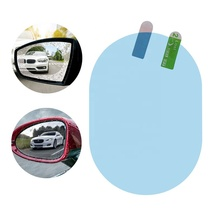 Fogproof car mirror anti water sticker anti-fog film