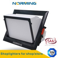 38w SMD rectangular downlight & overhead shop lights