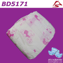 High Quality Competitive Price Disposable Baby Diaper Tunisia Manufacturer from China