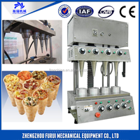 Factory price ice cream waffle snow cone machine/ice cream cone making machine for sale