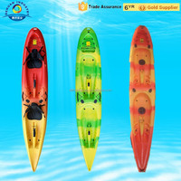 Fishing kayak/boats with double seats&paddles for sale