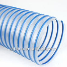 2014 new products wind pipe flexible air conduct hose diamond raised style PVC