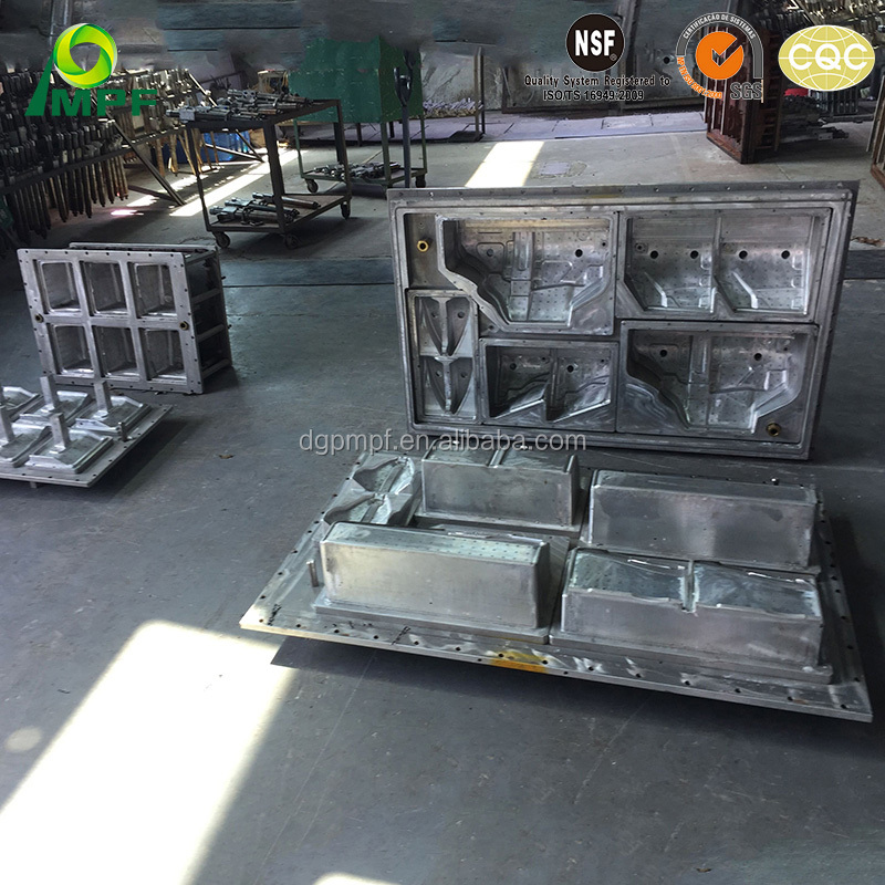 EPP EPS MOULD Plastic Foam Injection Mould tooling