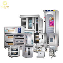 GLEAD high quality baking equipment/commercial industrial bakery bread machine equipment prices for sale