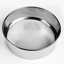 3 Micron Ultra Fine Stainless Steel Woven Wire Mesh Sieve