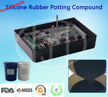 Price of liquid silicone rubber compound electronic potting for LED printed circuit board encapsulation molding
