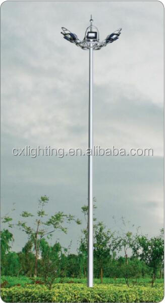 garden lights /led high pole light/HIGH MAST LAMP