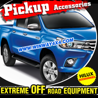 2015 High Quality Brand New Hilux Revo Side Step