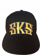 Wholesale Alibaba Embroidery designs high quality cheap custom embroidery flat brim snapback