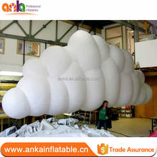 Big unique air balloon type inflatable cloud shape balloon