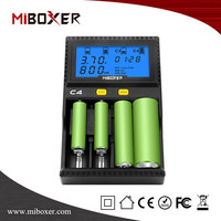 MiBoxer C4 Universal Charger For 18650