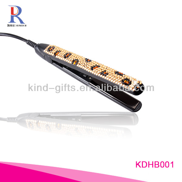 Professional Bling Crystal Best Flat Irons