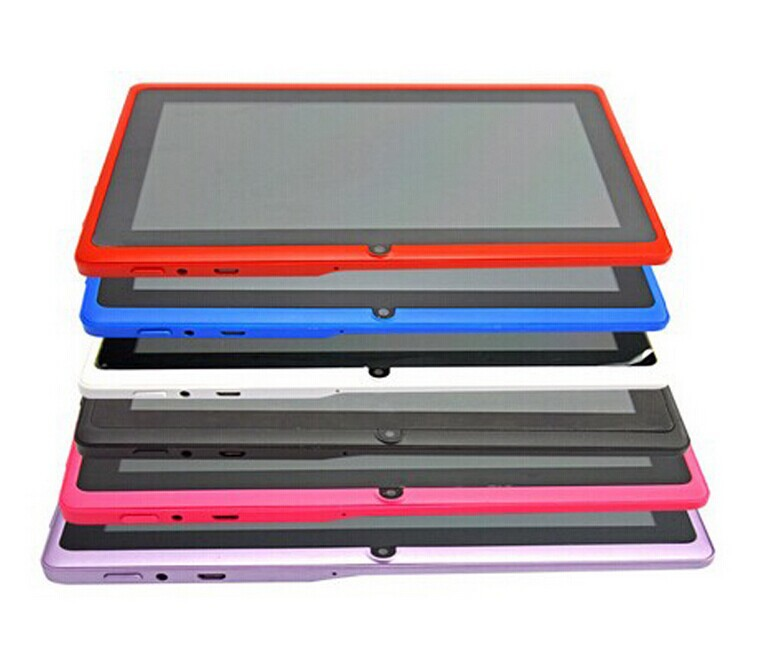 Cheap 7 inch via 8850 android 4.1.1 jelly bean mid tablet pc