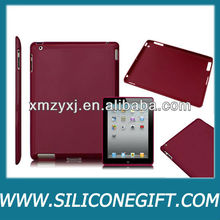 brown silicone laptop/tablet PC protective cover/skin/case