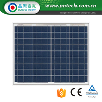 Solar energy pv panel poly module 50w