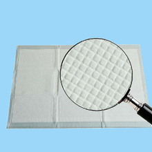 China Under pad use in hospital disposable bed underpads in cheapest price with High Absorption