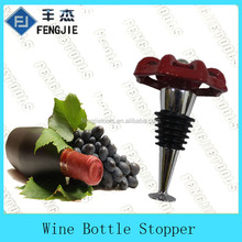 Funny Promotion Wine Bottle Stopper
