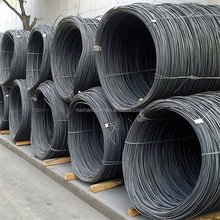 Low Carbon Steel Wire Rod Wire Gauge 5.5-14mm Hot Rolled Steel Wire
