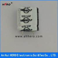 5V 2. 5 f Super Quick Charge Farah Capacitor