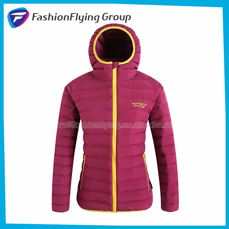 CWL5108 Clothes Fashion Down Jacket For Winters Women