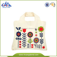 recycle shopping cotton bag organic school cotton bag with logo printing cotton drawstring bag