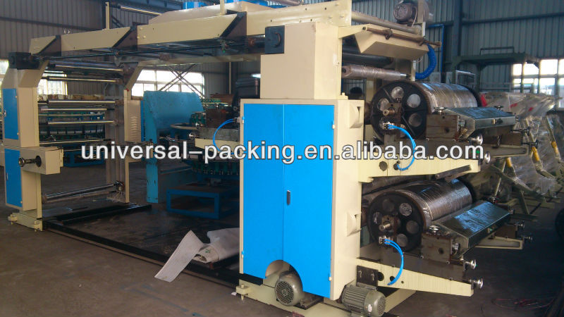 Flexible Letters Press/pp woven bag printing machine/roll printing machine
