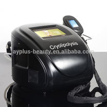 AYJ-835C ce high quality reduce fat weight lose equipment beauty deveice