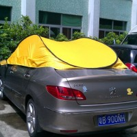 Folding Waterproof car cover Tent pop up car cover for 4 Seater Cars