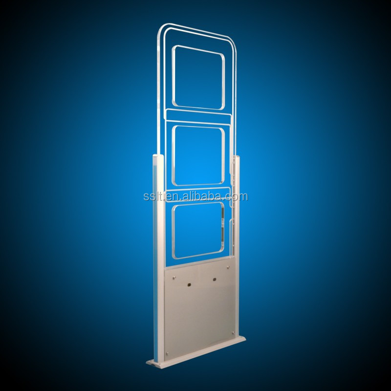 13.56 Mhz/ISO 15693/ISO18000-3/Crystal Library Security RFID Gate
