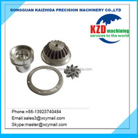 CNC Precision Machining Parts for Lamp Production Machine