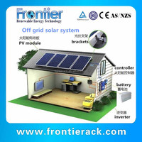 2016 new product 20kw 30kw 50kw 100kw solar off-grid power system
