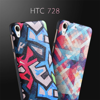 Free Sample Phone Case Cover For THC Desire 728,Luxury Metal Mirror Case With Aluminium Bumper & PC Back 2 in 1 Case