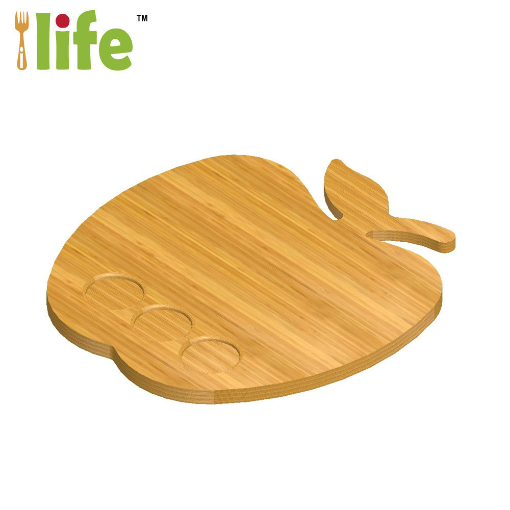 Custom wood cutting board bamboo cheese board set bamboo board