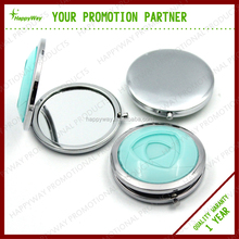 Promotional Colorful Pocket Makeup Mirror