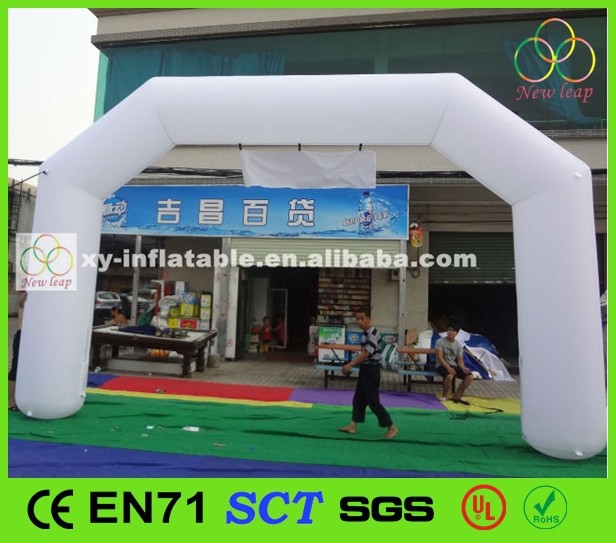 customize PVC and oxford cloth inflatable arch advertising arch