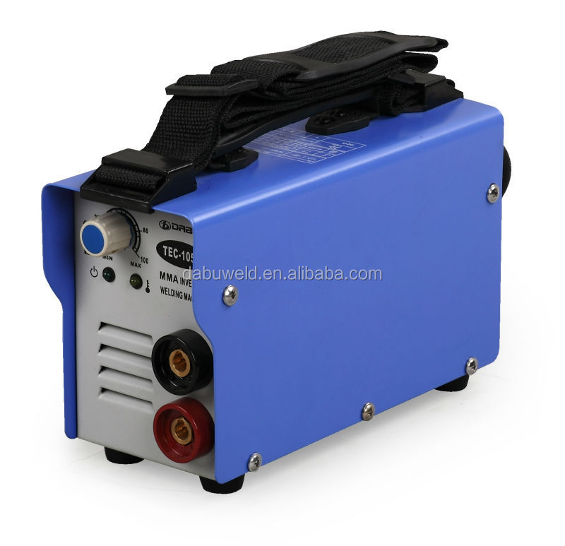 Mini hand-held single-phase IGBT inverter MMA/ACR (200/160A) welding machine