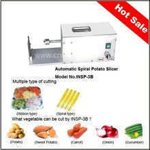 Electric spiral potato cutter/spiral potato twister cutter/tornado potato cutter machine
