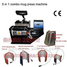 Multi-purpose Mug Heat Press Machine