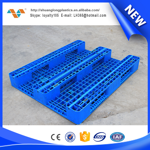 Stackable Euro Size Shipping Plastic Pallet