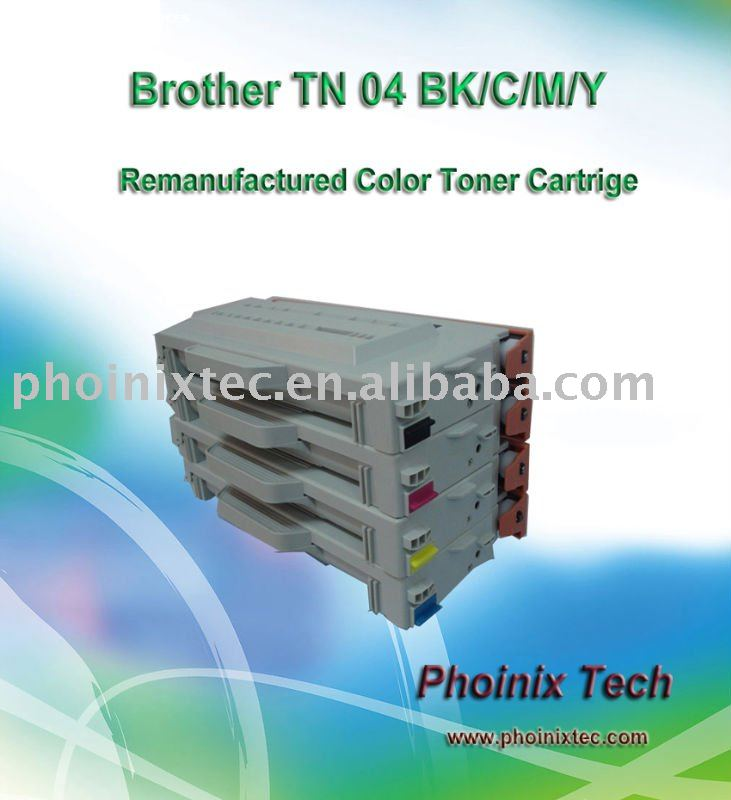 Toner Cartridge for Brother TN04 Series