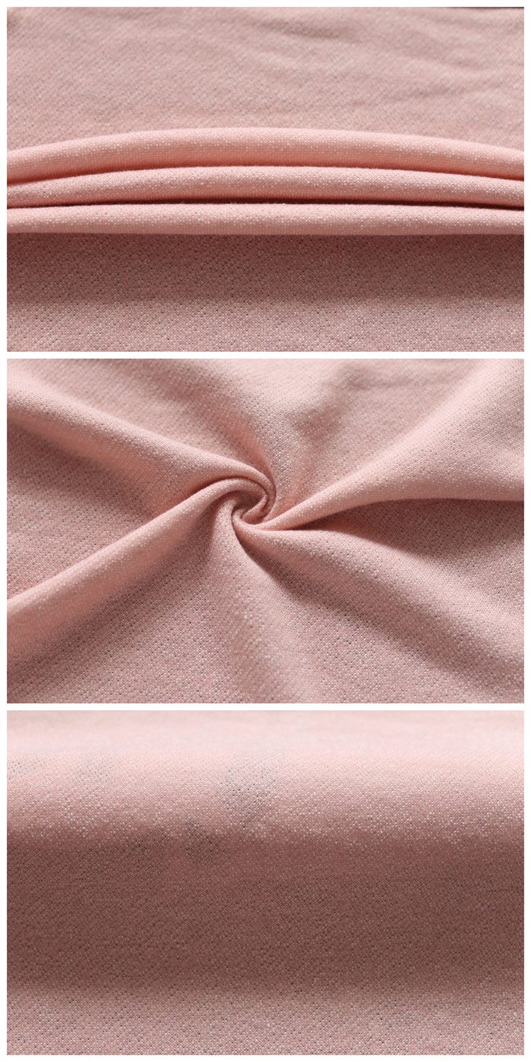 Alibaba China Suppliers Polyester Mesh Fabric Cotton Twill Terry Knitted Fabric