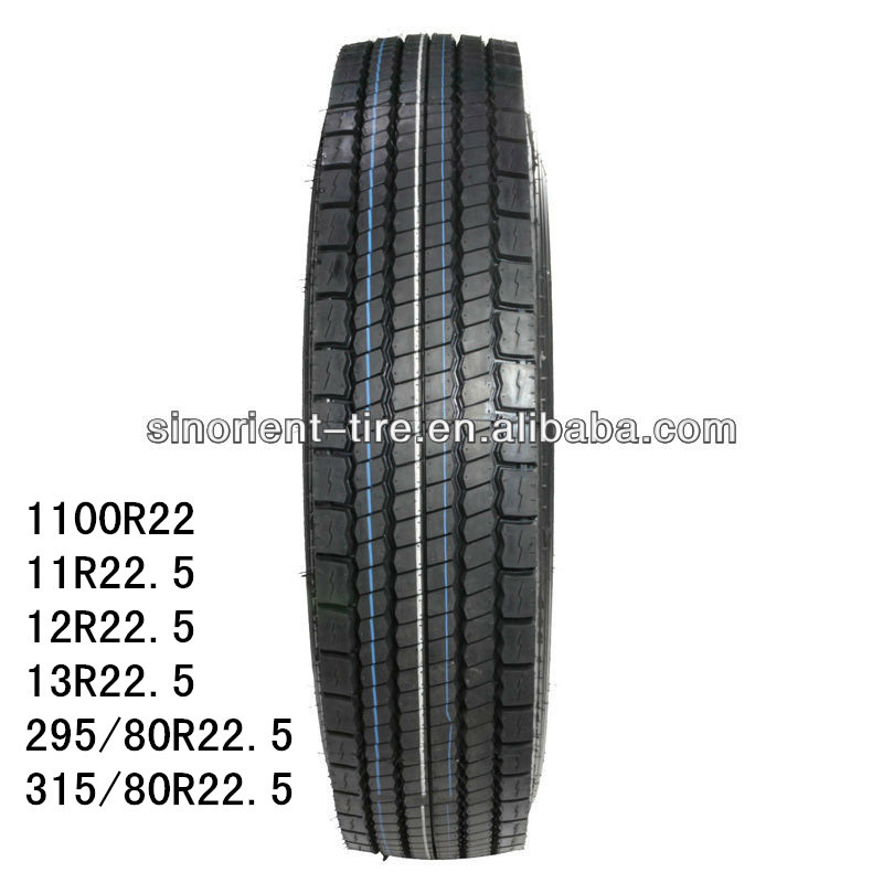 truck tire tread patterns 315/80R22.5