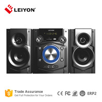 OEM 75W 5.1ch multimedia home cinema speaker system with Bluetooth/USB/SD/FM/AUX LY-HT601