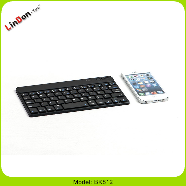 Ultra Thin Multimedia Bluetooth Mini Wireless Keyboard For iPad/Android/Windows Tablet PC