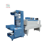 PE film plastic bottle wrapper/ heat shrink packing machine