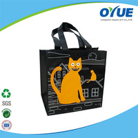 Eco friendly hot sale promotion strong non woven bags