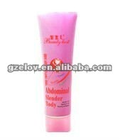OEM Ginger extract body slimming cream
