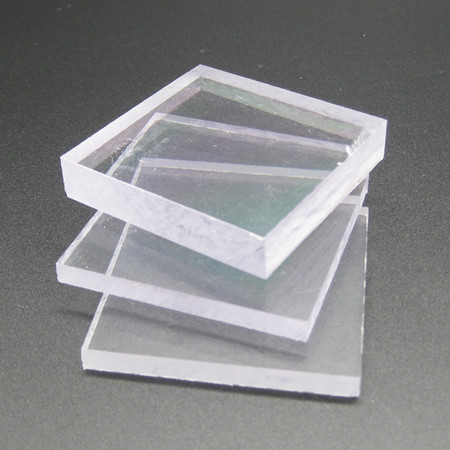 Light transmission 40mm cleared polycarbonate sheet for roofing