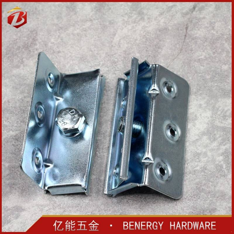 No Mortise Bed Rail Hinges Fittings Fasteners